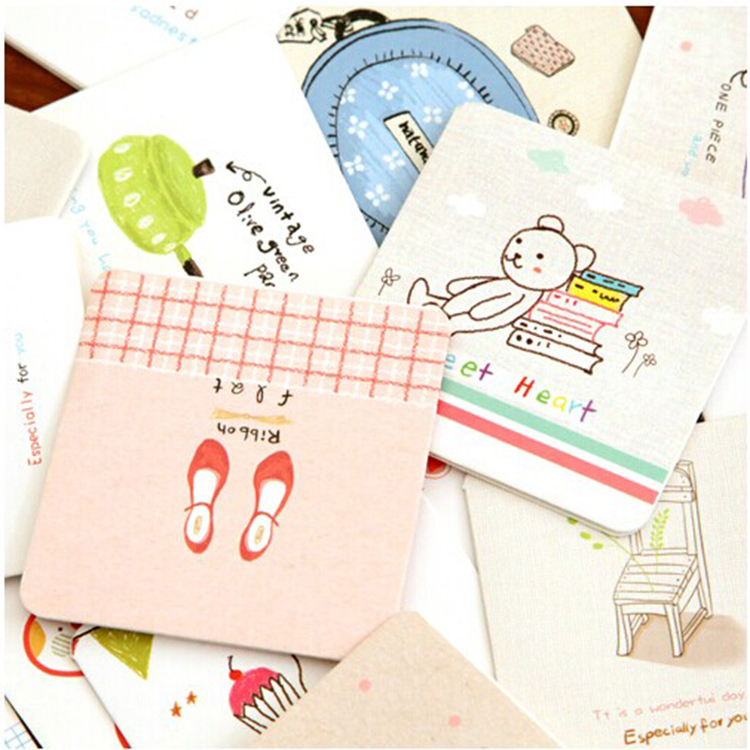 Promotion small paper bulk cardboard greeting card, handmade birthday greeting card designs