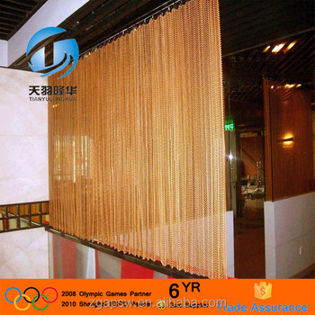 Lower price Outdoor Metal Mesh Curtain