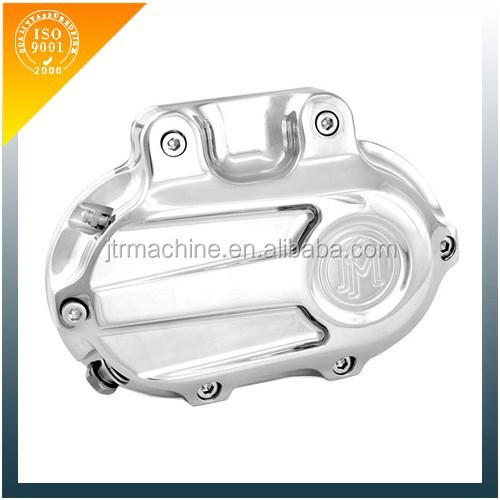 China manufacturer custom made cnc machining engine protection cover
