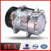 Electric Automotive Air Conditioning Compressor 7H13 for car 5PK