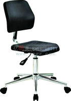 Guangzhou comfortable adjustable height swivel lab stool