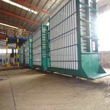 Eps cement compound sandwich wall panel production line