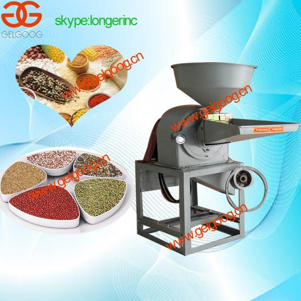 Home Use Wheat Milling Machine|Small Millet Grinding Machine
