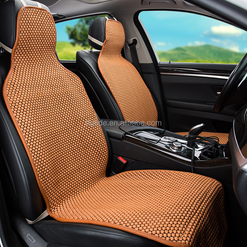 GEDE popular car cooling seat cushion , car seat cushion with fan