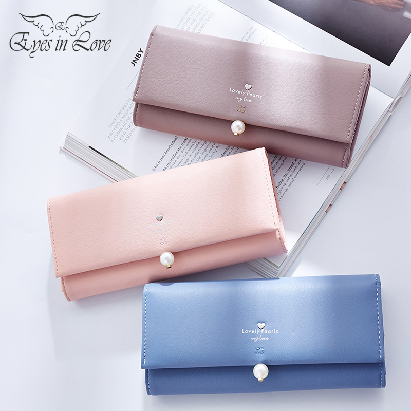 2017 New Hot sale Most Popular Promotion Women Wallet