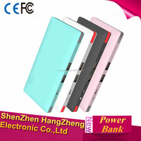 Portable 10000mah Power Bank Dual USB Portable External Battery Charger