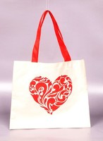 wholesale fashion eco nylon gift shopping bag with logo