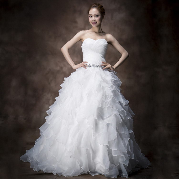 Excellent quality stylish women sexy mermaid wedding dresses