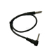 High Grade Stereo Custom Wire Line Car Female Power l shaped Aux Audio Usb To 3.5Mm Jack Mono Plug Extension Cable