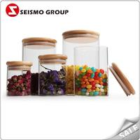export cosmetic cream glass jar 38mm plastic cap