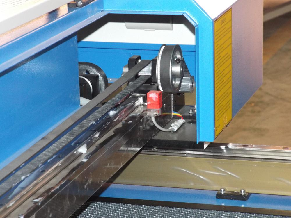 1325 fabric laser cutting machine