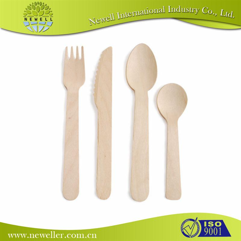 Popular dinner knife fork and spoon set for wholesales