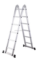 Providing double sides 12 step ladder with EN131