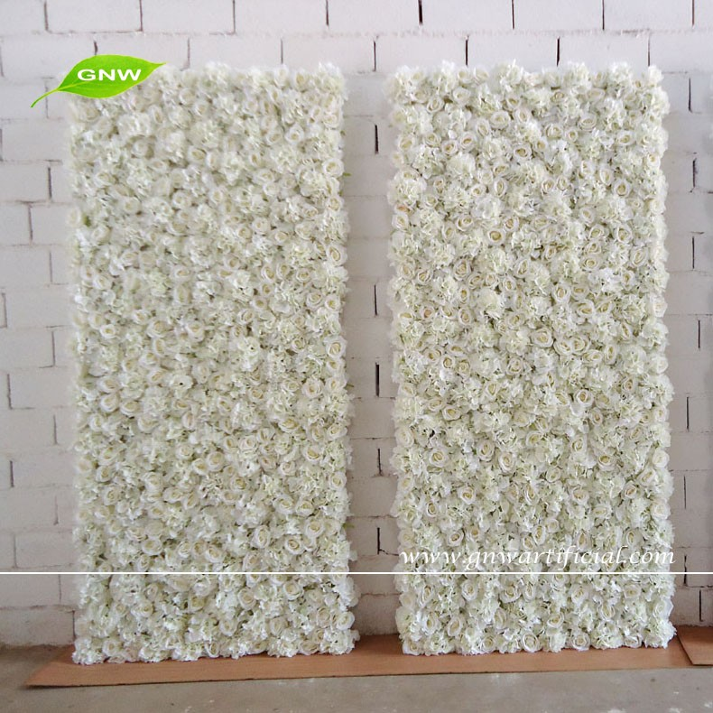 GNW FLW1512-3 Artificial Wedding Flower for wall decoration