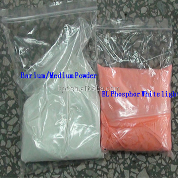 High brightness electroluminescent el phosphor/powder/pigment