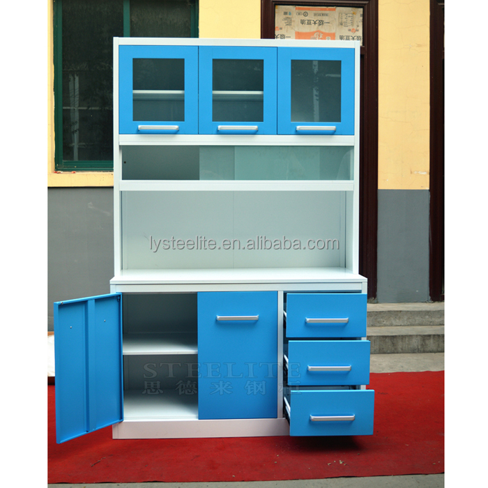 modern steel mini kitchen cabinet affordable space saving