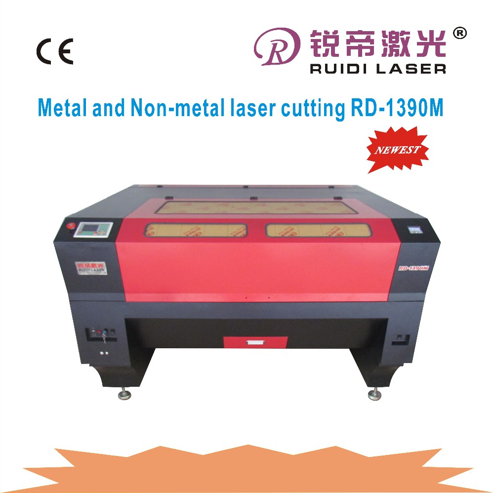 High Quality RD1390 150W Sheet Metal Laser Cutting Machine