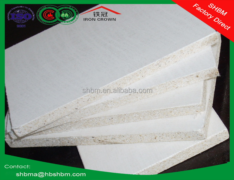 Fire Rated Fireproof Magnesium Oxide Board MGO Board MGO Wall Board