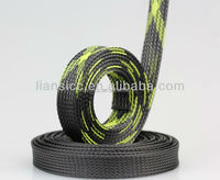 PP/ PET/computer cable sleeve braided cable sleeving