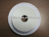 polyester satin care label printing