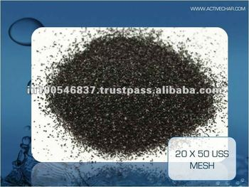Tobaco activated carbon