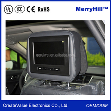 "Android Software Download 7"" 8"" 9"" 10"" 10.4"" 12.1"" inch LCD Touch Screen Car Headrest Monitor"