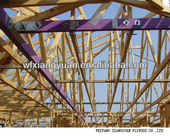 Lvl wood roof truss buy lvl wood roof truss roof trusses for Wood roof trusses prices