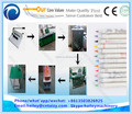 0086-13503826925 high efficiency newspaper pencil making machine production line