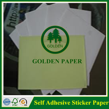 Self Adhesive Mirror Coated Sticker Paper