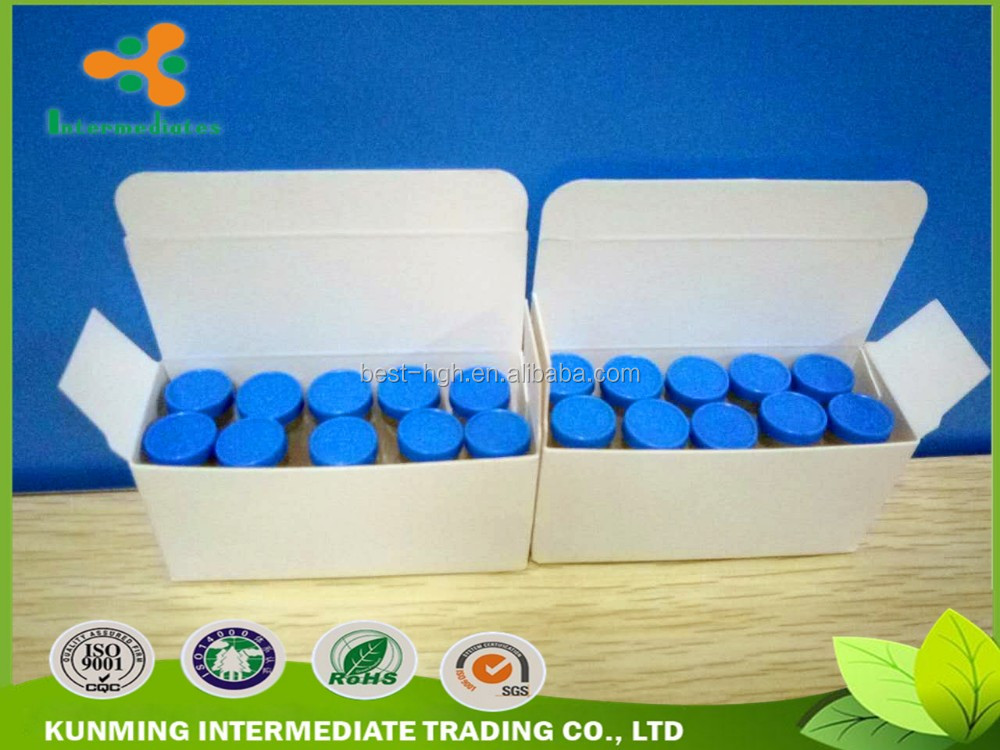 Growth Factor hgh191aa 10iu vial CAS:12629-01-5 Bodybuilding supplements Peptide hgh191aa