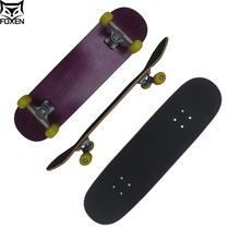 Good Price 100% Canadian Maple Blank Skateboard For Sale