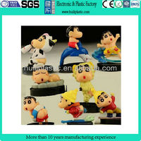 Anime figure/ cartoon figure toy/hot import toys for kids