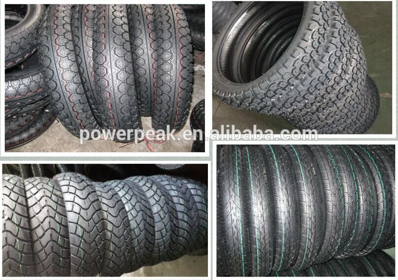 China high quality 110 90 17 motorcycle tire 110/90/17