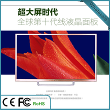 2016 65 inch flat screen 3d led tv Wifi android smart tv