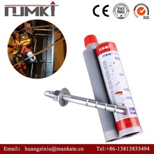 stainless steel hollow rock anchor rod material NJMKT-390 Two-Component Epoxy Resin Adhesive