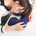 Inflatable pillow With Pouch