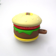 Comida hamburguesa <span class=keywords><strong>kfc</strong></span> creativo cáscara del disco de u del usb flash drives