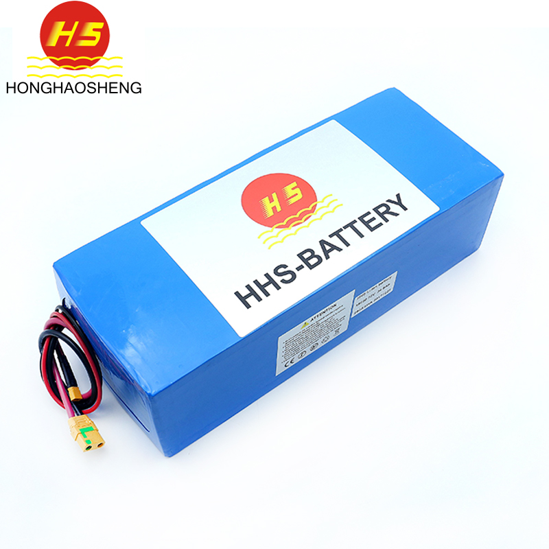 ISO9001 rechargeable 72 volt electric motorcycle replacement battery pack 5000W lifepo4 battery 72v 60ah with plastic case