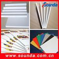 PVC Foam Board Size And Thickness Customized
