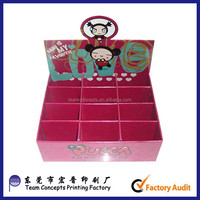 counter soap product display boxes