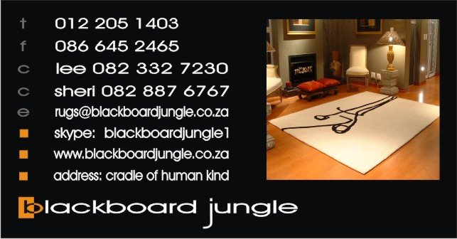 Made to order custom designed rugs