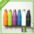 Colorful High Quality Double Wall Insulated Cola Shaped Stainless Steel Swell Water Bottle
