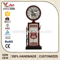 Custom Fit Home Decoration Clock Machine Decorative Clocks Table