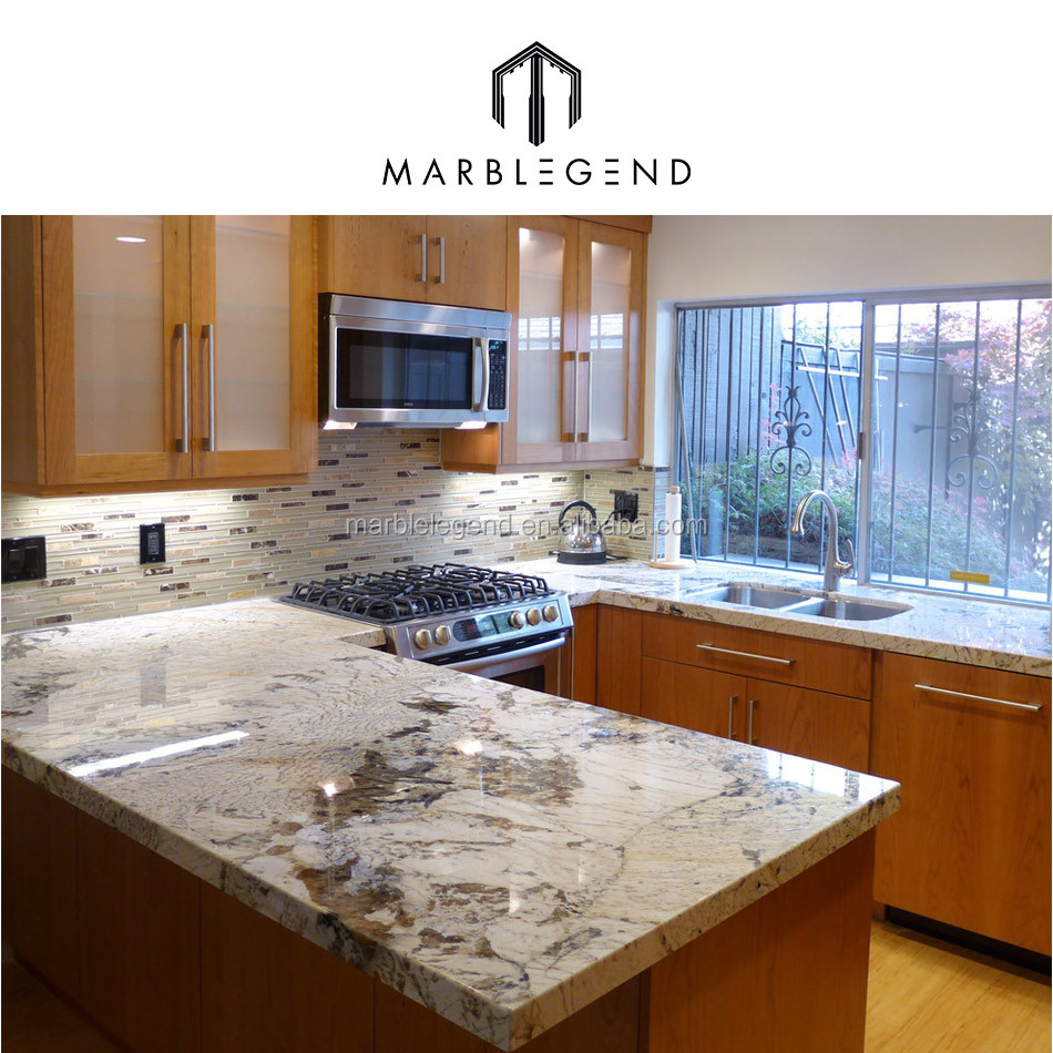 Housing Architecture Save Material River White Pre Cut Granite Countertops