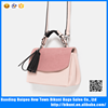 fashion design lady crossbody shouder handbag PU leather bag wholesale cheap China