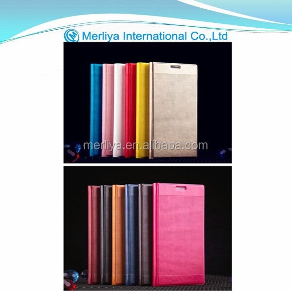Flip Cover Dot Matrix Patten PU Leather Wallet Case for Samsung Galaxy Note 4/iphone 6
