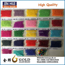 Plated Colorful of Czech Glass Beads and glass seed Beads