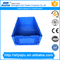 Packaging Product Stocks plastic foldable containers