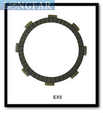 High quality motorcycle clutch plate EX5