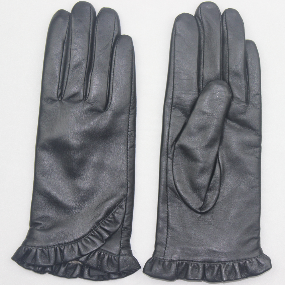 Long black leather gloves prices - Wholesale Cheap Price Hm1324 Fashion Strong Women Strong Strong